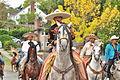 Fiestas Patrias Parade, South Park, Seattle, 2015 - 305 - the horses (20972675113).jpg