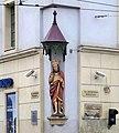 Figura chrystusa zmartwychwstałego na szpitalu bożego grobu we wrocławiu.jpg