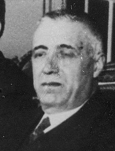 Filiberto Villalobos González 2nd Government of Manuel Portela Valladares (cropped).jpg