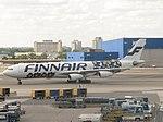 Finnair Airbus A340-313E OH-LQD (Marimekko).jpg