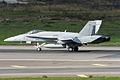 Finnish Air Force, HN-405, F-A-18C Hornet (16456655935).jpg