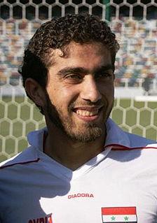 Firas Al-Khatib Syrian footballer