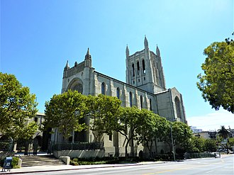 First Congregational Church of Los Angeles - Image: First Congregational Church (Los Angeles) (1)