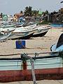 Fishing Boats on Beach, Trincomalee.jpg