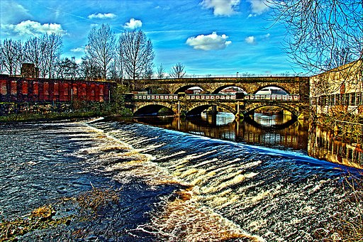 Five Weirs Walk