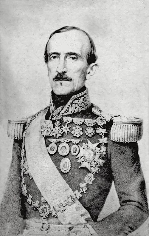 Juan José Flores.