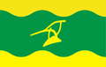 Flag of Ülenurme Parish.png