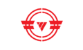 Flag of Niitsu Niigata second version.png