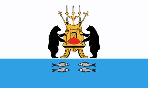 Flag of Veliky Novgorod