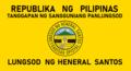 Flag of the Sangguniang Panlungsod of General Santos.png