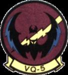 Fleet Air Reconnaissance Squadron 5 (US Navy) insignia c1994.png