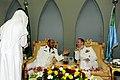Flickr - Official U.S. Navy Imagery - Adm. Jonathan Greenert talks with Royal Saudi Naval Forces Chief of Naval Operations Vice Adm. Dakheel Allah Al-Wagdani..jpg