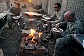 Flickr - The U.S. Army - Thanksgiving on Combat Outpost Cherkatah, Khowst province, Afghanistan.jpg