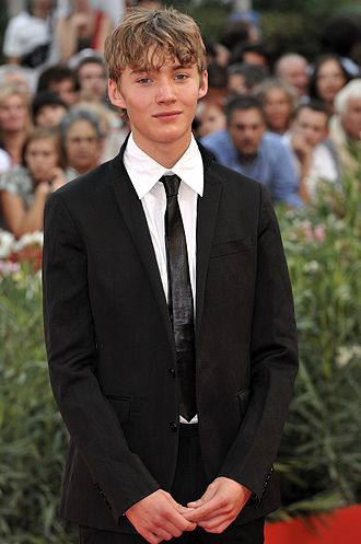 Toby Regbo - Regbo at the premiere of Mr. Nobody at the 2009 Venice Film Festival