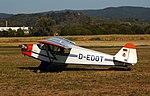 Flugplatz Bensheim - Piper J3C - D-EDOT - 2018-08-18 18-45-39.jpg