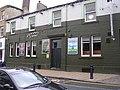 Flying Circus - Cross Church Street - geograph.org.uk - 1702039.jpg