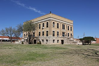 Crowell, Texas - Foard County Courthouse