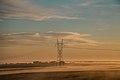 Foggy South Dakota Morning - Electrical Lines (29197168631).jpg