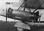 Fokker F.32 engine nacelle L'Aéronautique December,1929.jpg