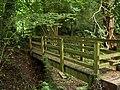 Footbridge. - geograph.org.uk - 507179.jpg