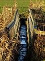 Footbridge over Keyingham Drain - geograph.org.uk - 1071631.jpg
