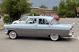 Una Ford Zodiac Mark II