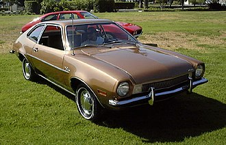 Compact car - Ford Pinto (1970-1980)
