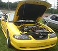 Ford SN-95 Mustang Boss GT Convertible (Auto classique St. Lazare '10).jpg