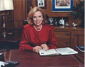 Women's Health Initiative - Former NIH Director Bernadine Healy