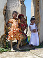 Fort de Galle-Séance de pose pour les élèves d'une école de danse (1).jpg