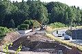 Foto-Denkmal (Reihe, wird fortgsetzt) Verlegung B173 in Flöha, Während der Erdarbeiten am sogenannten Ostknoten in Niederwiesa - panoramio (2).jpg