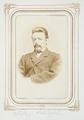 Fotografiporträtt på Wilhelm Schlegel - Hallwylska museet - 107820.tif