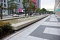 Fountains in Sidewalk of Songgao Road 20160327.jpg