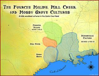 Fourche Maline culture Woodland Period Native American culture