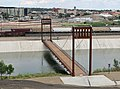 Fourth Street Pedestrian Bridge (Pueblo, Colorado).JPG