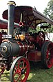 Fowler traction engine 'King of the Road' (15287370770).jpg