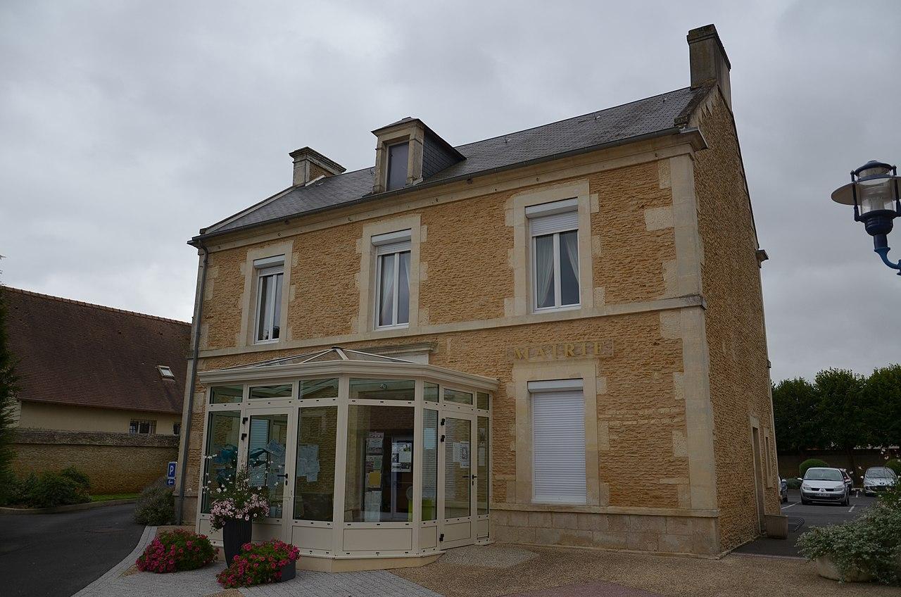 Frénouville - Mairie.JPG