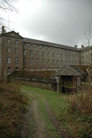 Mortain - Abbaye Blanche