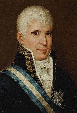 Francisco Saavedra de Sangronis - Francisco Saavedra de Sangronis