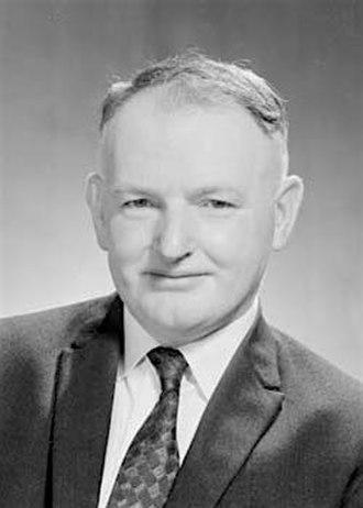 Frank Crean - Crean in 1962.