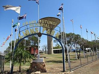 Blackwater, Queensland - Frank Tutungi Memorial Lions Park, 2018