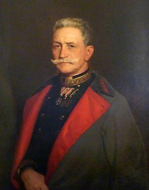 Franz Conrad von Hötzendorf - 1915 portrait, Heeresgeschichtliches Museum, Vienna