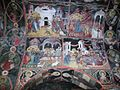 Frescos in Dormition of the Theotokos church in Zervati 3.jpg