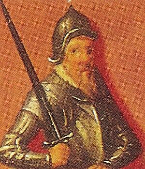 Frederick I, Elector of Brandenburg - Burgrave Frederick, 15th century portrait