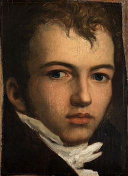 Friedrich Overbeck - Portrait of Johann Carl Eggers