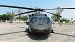 Front View of ROCA UH-60M 908 Display at Zuoying Naval Base Ground 20151024.jpg