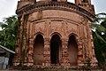 Front facade of Ratneswar Temple at Kalna.jpg