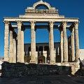 Frontispicio del Templo de Diana (Mérida).jpg