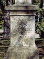 Fulmer Obelisk, Lebanon Church Cemetery, 2015-10-23, 01.jpg