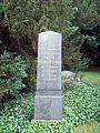 Göttingen Stadtfriedhof Grab Wilhelm Weber.JPG
